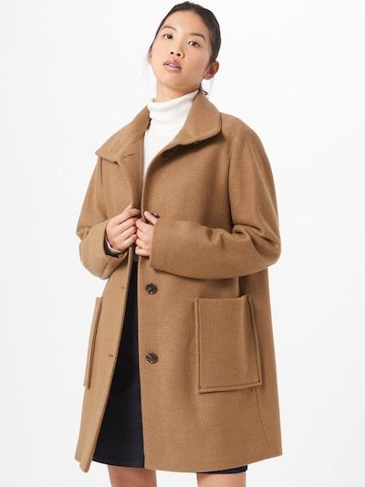 BOSS Mantel 'Oktober' in beige, Modelansicht