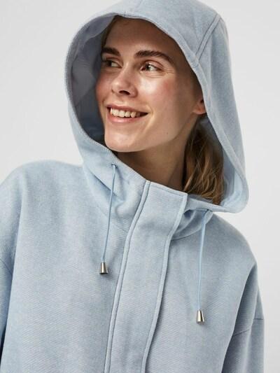 VERO MODA Jacke in blaumeliert, Produktansicht