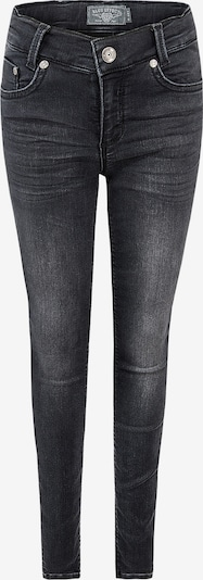 BLUE EFFECT Jeans in black denim, Produktansicht
