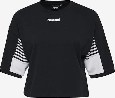hummel hive T-shirt in schwarz, Produktansicht