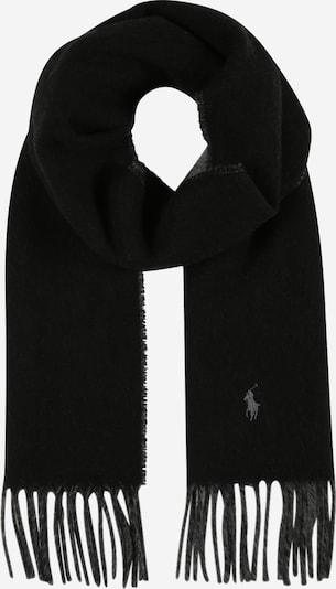 Polo Ralph Lauren Šal 'CLAS' u siva melange / crna melange, Pregled proizvoda