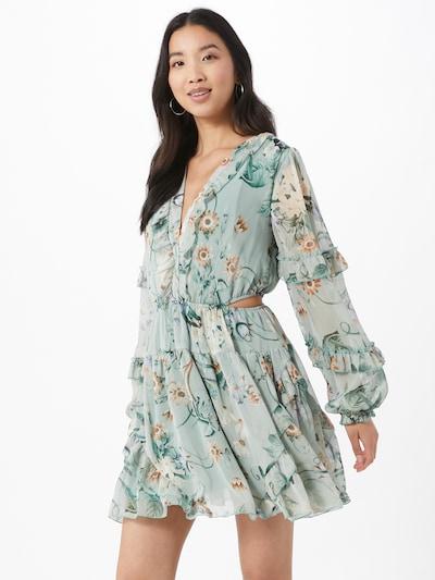 AX Paris Kleid in mint / mischfarben, Modelansicht