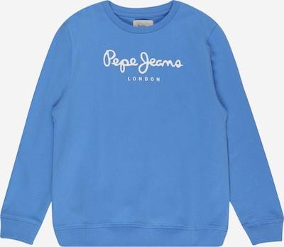 Pepe Jeans Sudadera 'ADAM' en azul cielo / blanco, Vista del producto