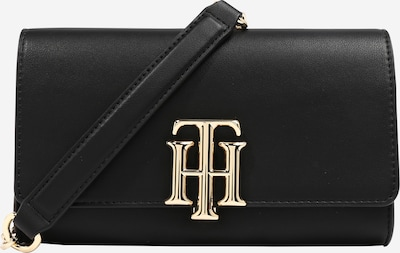 TOMMY HILFIGER Clutch in Gold / Black, Item view