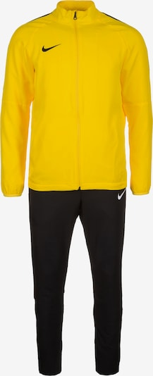 NIKE Trainingspak in de kleur Geel / Zwart, Productweergave