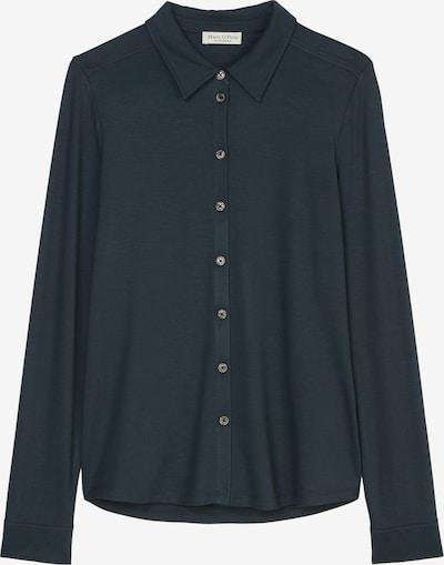 Marc O'Polo Bluse in dunkelblau, Produktansicht