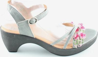 THINK! Riemchen-Sandaletten in 40 in hellgrau, Produktansicht