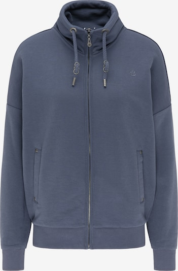 DreiMaster Vintage Sweatjacke in dunkelblau, Produktansicht