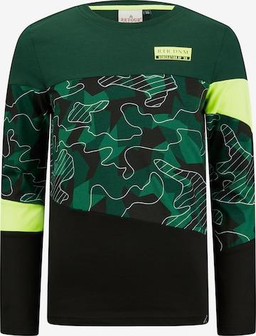 Retour Jeans Särk 'Thomas', värv roheline
