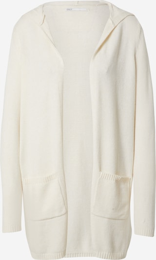 Only (Tall) Strickjacke 'LESLY' in beige, Produktansicht
