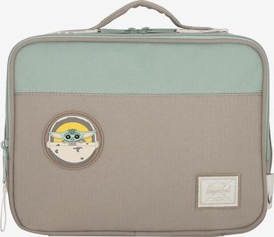 Herschel Tas in de kleur Beige / Blauw / Geel, Productweergave