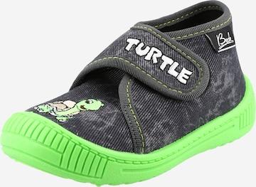 Chaussons 'Turtle' BECK en gris