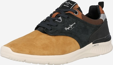 Pepe Jeans Platform trainers 'JAY-PRO 21' in Brown