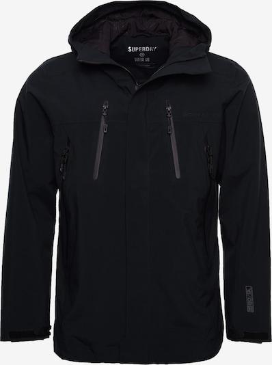 Superdry Functionele jas in de kleur Marine, Productweergave