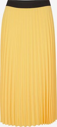 COMMA Rock in gelb / schwarz, Produktansicht