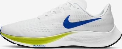 NIKE Løbesko i blå / gul / hvid, Produktvisning