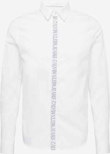 Calvin Klein Jeans Košeľa - svetlosivá / čierna / šedobiela, Produkt