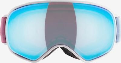 Red Bull Spect Skibrille in hellblau / koralle / weiß, Produktansicht