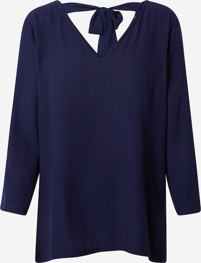 ABOUT YOU Bluse 'Farine Blouse' in dunkelblau, Produktansicht