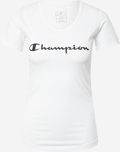 fekete / fehér Champion Authentic Athletic Apparel Funkcionális felső, Termék nézet