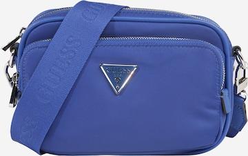 GUESS Umhängetasche - Modrá