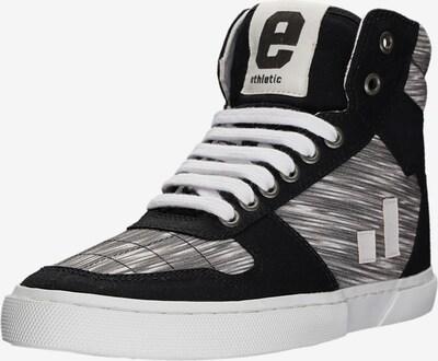 Ethletic Sneaker in dunkelgrau / schwarz, Produktansicht
