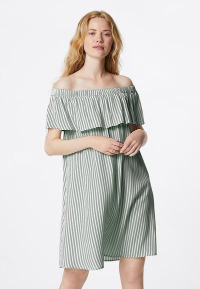 HALLHUBER Kleid in grün, Modelansicht