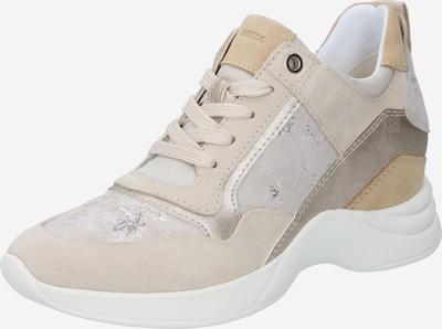 GEOX Sneaker in beige / honig, Produktansicht