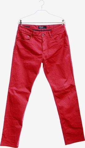 Polo Ralph Lauren Hose in 32 in Rot