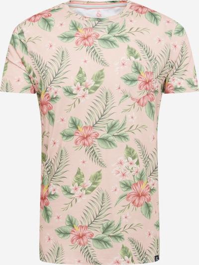 COLOURS & SONS Shirt 'ETHAN' in de kleur Pink, Productweergave