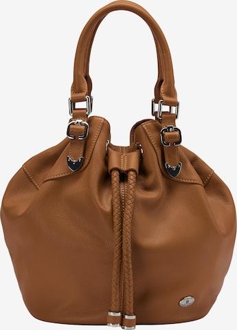 DreiMaster Vintage Poseveske i brun