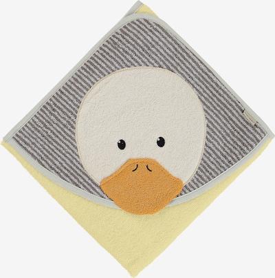 STERNTALER Handtuch in gelb / grau, Produktansicht