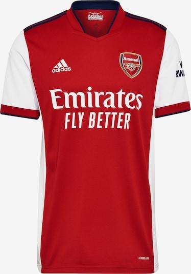 ADIDAS PERFORMANCE Trikot 'FC Arsenal' in rot / weiß, Produktansicht