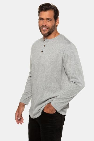 JP1880 Shirt in de kleur Grijs, Productweergave