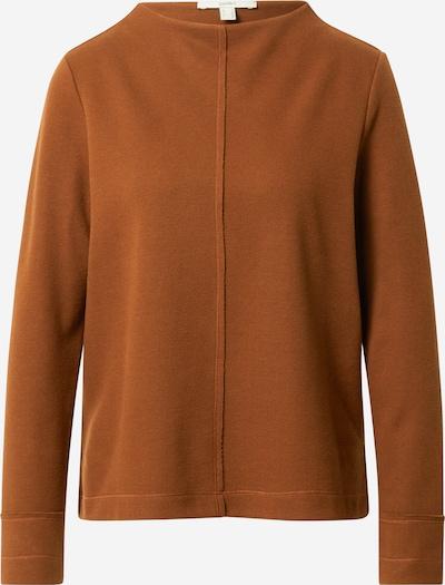 ESPRIT Sweatshirt in karamell, Produktansicht