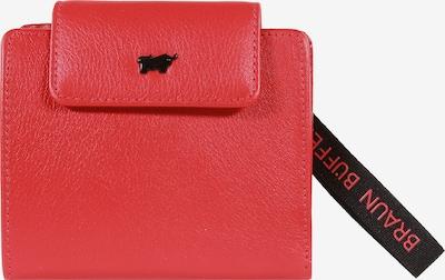 Braun Büffel Lederbörse 'CAPRI S' in rot, Produktansicht