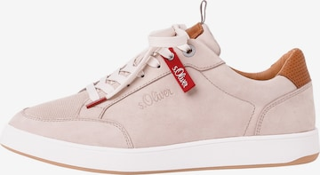 s.Oliver Sneaker in Pink