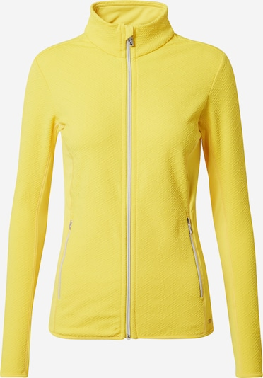 CMP Veste de sport en jaune, Vue avec produit