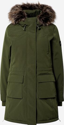 ONLY Manteau d'hiver 'Sally' en beige / vert, Vue avec produit