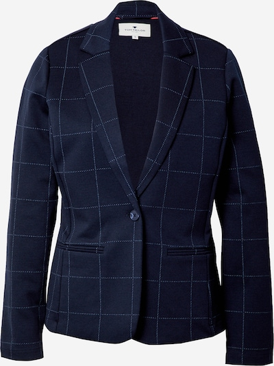 TOM TAILOR Blazer in blau, Produktansicht