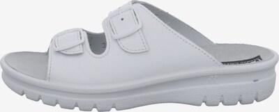 Westland Pantolette 'Metz' in weiß, Produktansicht