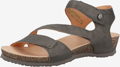 THINK! Sandale in anthrazit, Produktansicht