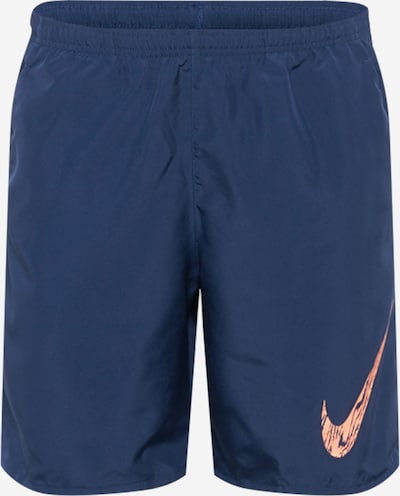 NIKE Sports trousers 'Wild Run' in Navy / Coral, Item view