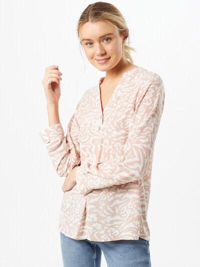 Dorothy Perkins Bluza u roza / bijela, Prikaz modela