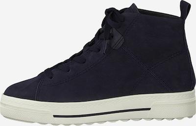 Tamaris Green Walk Sneaker in dunkelblau, Produktansicht