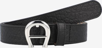 AIGNER Gürtel 'Palermo' in schwarz, Produktansicht