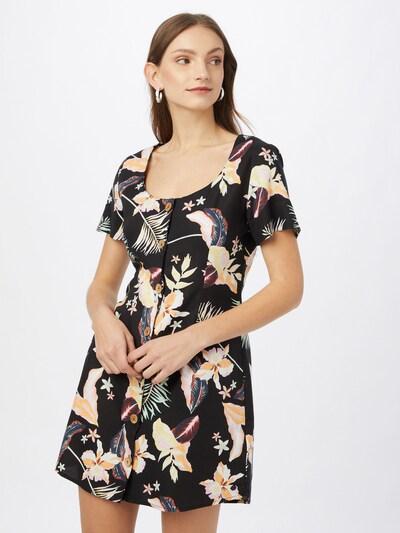 Rochie ROXY pe negru, Vizualizare model