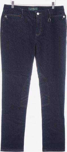 Lauren Jeans Co. Straight-Leg Jeans in 30-31 in dunkelblau: Frontalansicht