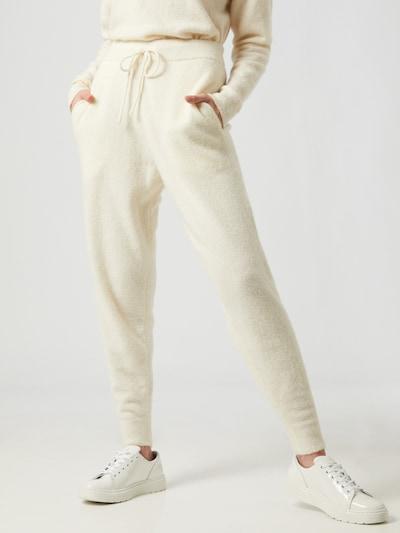 LeGer by Lena Gercke Pantalon 'Lene' en crème, Vue avec modèle