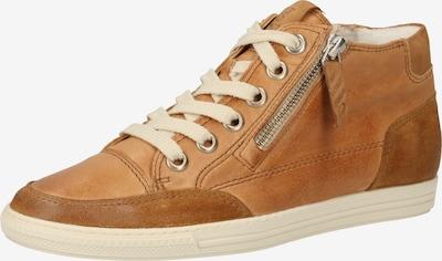 Paul Green Sneaker in braun, Produktansicht